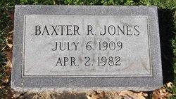 Baxter Robert Jones