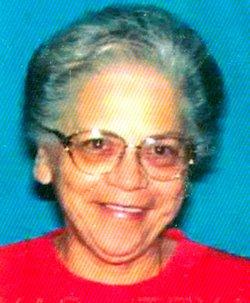 Judy Mae <I>Talkington</I> Cordes