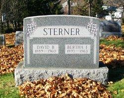 Bertha F. <I>Noecker</I> Sterner