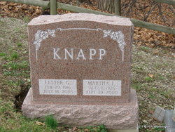 Martha L Knapp