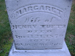 Margaret <I>Gillis</I> Tufts
