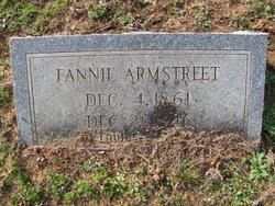 Fannie <I>Elliott</I> Armstreet