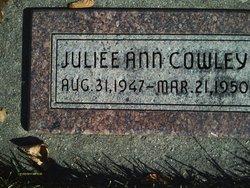 Julie Ann Cowley