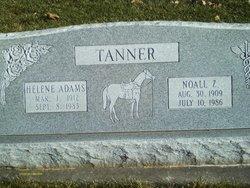 Helene Ellison <I>Adams</I> Tanner