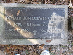 "Ronald Jon ""Ronnie"" Loewenstein, Jr"