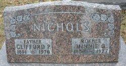Minnie C. Nichols