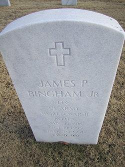 James P Bingham, Jr