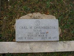 Carl H. Ohrnberger