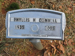 Phyllis Jane <I>Hargett</I> Connell