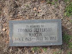 Thomas Jefferson Martin