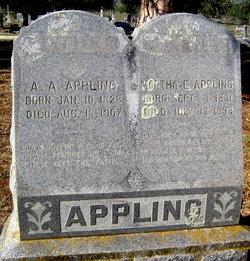 Augustus A. Appling, Sr