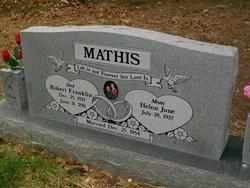 "Robert Franklin ""Bob"" Mathis"