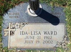Ida-Lisa <I>Peterson</I> Ward
