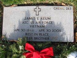 """James E. """"J. R."""" Reum"""