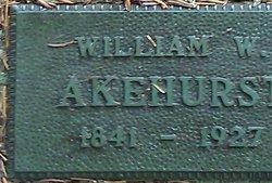 William W Akehurst