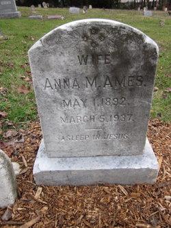 Anna M. Ames