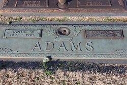 Daniel Wyatt Adams