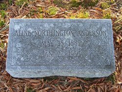 Aline <I>Northington</I> Anderson