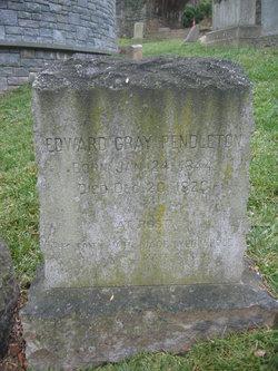 MAJ Edward Gray Pendleton