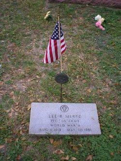 Lee R. Mertz