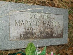 Mary Delphia <I>Brookshire</I> Harris
