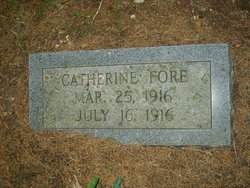 Catherine Fore