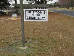 Brittons Neck Cemetery