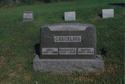 "Margaret Anna ""Anna"" <I>Moutray</I> Crecelius"