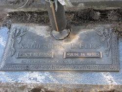 Katherleen L. Ellis