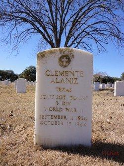 Clemente Alaniz