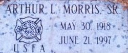 "Arthur LeVern ""Deacon"" Morris, Sr"