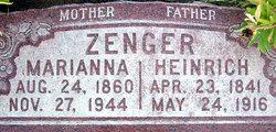 Heinrich Zenger