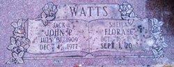 "John Park ""Jack"" Watts"