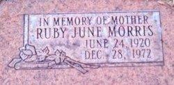Ruby Morris