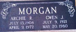 """Archibald """"Archie"""" Morgan"""