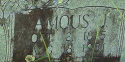 "Amos Jeremiah ""Jerry"" Orr"