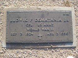 Ludwik F Dematania, Jr