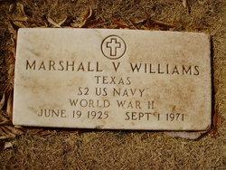 Marshall Victor Williams