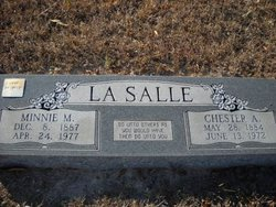 Chester Arthur LaSalle