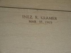 Inez <I>Reach</I> Kramer