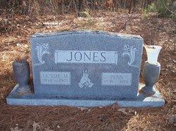 Gussie Mae <I>Browning</I> Jones