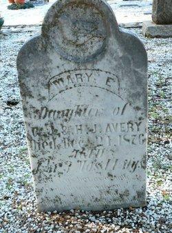 Mary E. Avery