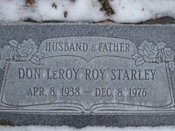 Don Leroy Starley