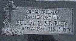 Buddy M Starley