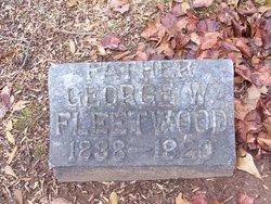 Pvt George W. Fleetwood