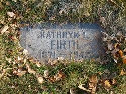 "Kathryn Ellen ""Katie"" <I>Odekirk</I> Firth"
