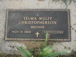 Selma Wulff Christopherson