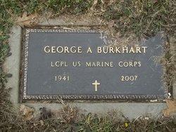 """George A. """"Doc"""" Burkhart"""