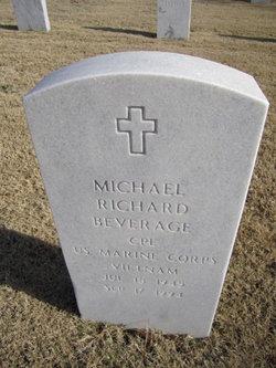 Michael Richard Beverage