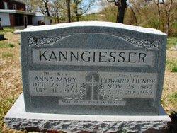 Anna Mary <I>Meissen</I> Kanngiesser